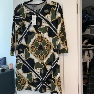 NWT CHAIN MINI DRESS